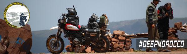Diario di Buonastrada by Bmark - Viaggiare in moto