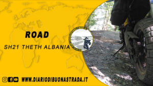 SH21 THETH ALBANIA