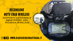 RECENSIONE – INTERPHONE MOTO CRAB WIRELESS