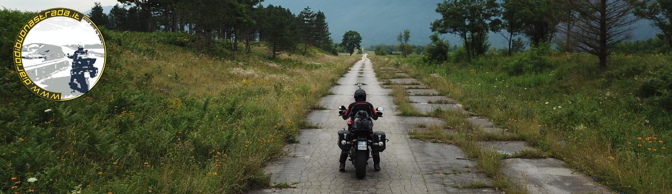 Diario di Buonastrada - Viaggiare in moto